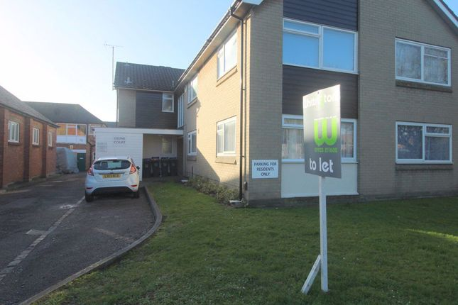 Thumbnail 1 bed flat to rent in Tarring Road, Broadwater, Worthing