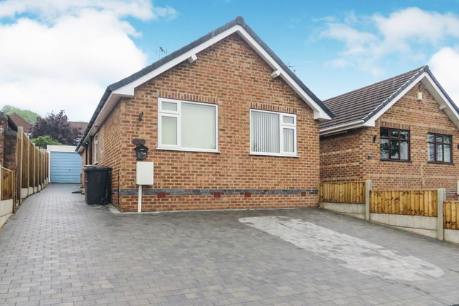 Thumbnail Detached bungalow for sale in Church View, Ilkeston