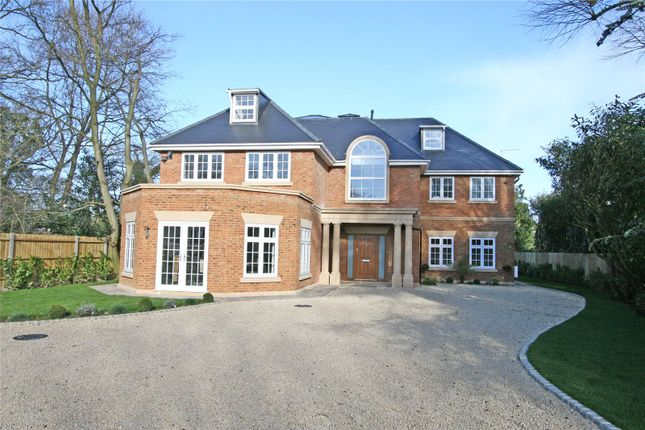 Thumbnail Detached house for sale in Templewood Lane, Farnham Common, Buckinghamshire