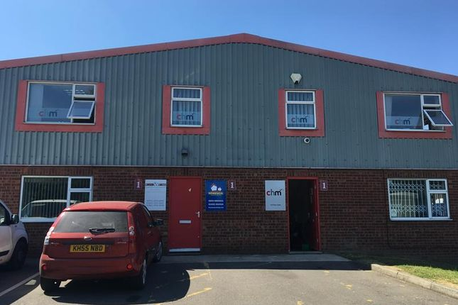 Thumbnail Office to let in Unit 1, Office 3, Lyndon Business Park, Farrier Road, Lincoln, Lincolnshire