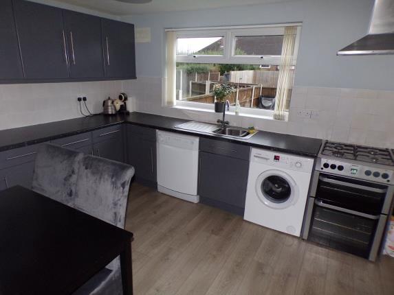 Kitchen of Langstrath Road, Clifton, Nottingham, Nottinghamshire NG11