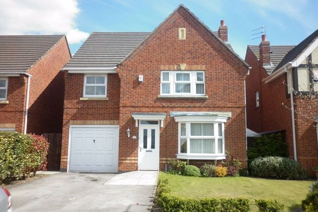 Thumbnail Detached house to rent in Walsham Gardens, St. Helens