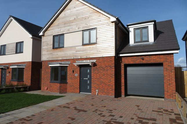 Thumbnail Property for sale in St Marys Way, Kingsland, Leominster, Herefordshire