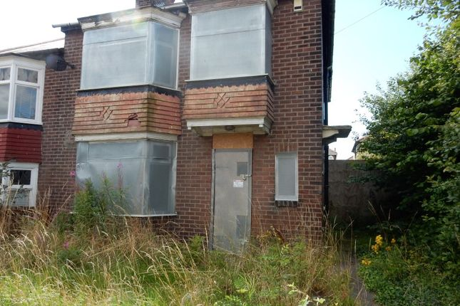 Thumbnail Flat for sale in 5 & 7 Brancepeth Avenue, Newcastle Upon Tyne, Tyne And Wear