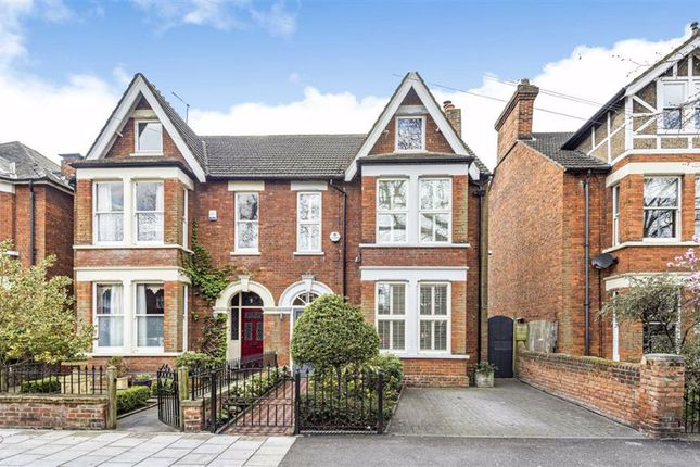 Thumbnail Semi-detached house for sale in Bushmead Avenue, Bedford
