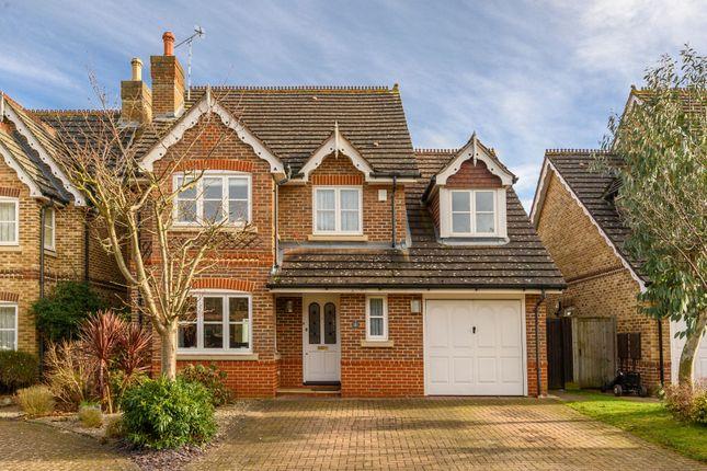 Thumbnail Detached house for sale in Bainbridge Close, Ham, Richmond, UK