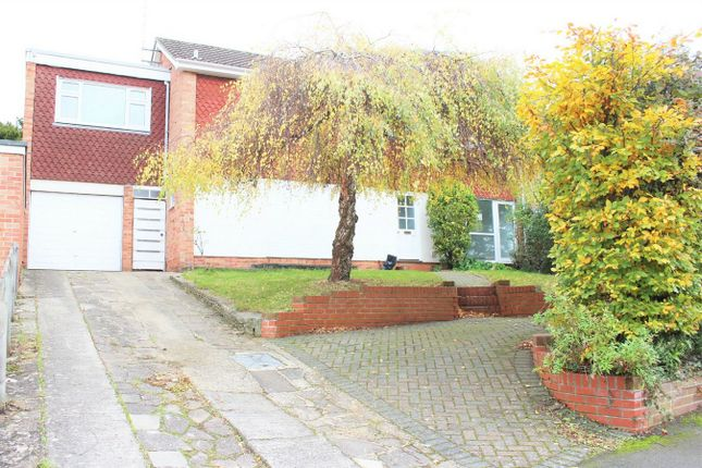 Thumbnail Detached house to rent in Parkfield Crescent, Taunton