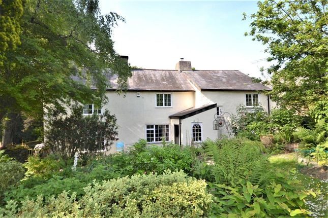 Thumbnail Detached house for sale in Stoke Climsland, Callington, Cornwall