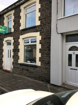 Thumbnail Terraced house to rent in Lower Terrace, Stanleytown, Ferndale