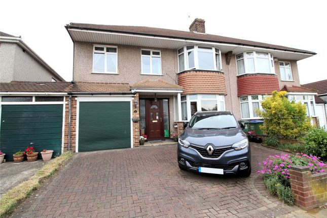Thumbnail Semi-detached house for sale in Nurstead Road, Erith, Kent