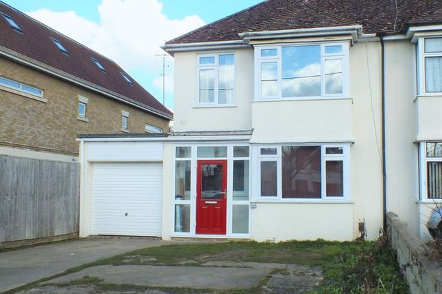 Thumbnail Semi-detached house to rent in Banbury Road, Kidlington
