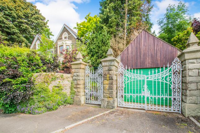 Thumbnail Semi-detached house for sale in Mayfield Road, Pontypridd