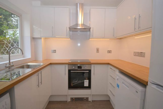 Thumbnail Terraced house to rent in Bedford Close, Newbury, Berkshire