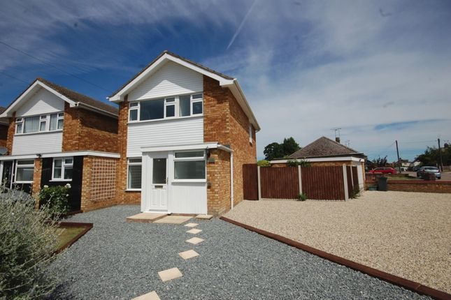 Thumbnail Detached house for sale in Sunrise Avenue, Chelmsford