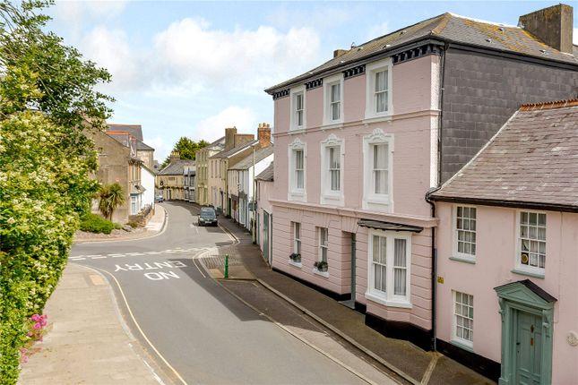 Thumbnail Town house for sale in South Street, Torrington, Devon