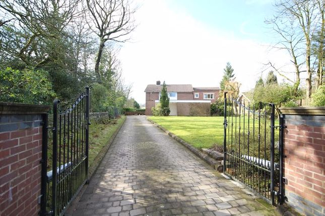 Thumbnail Detached house for sale in Furbarn Road, Norden, Rochdale