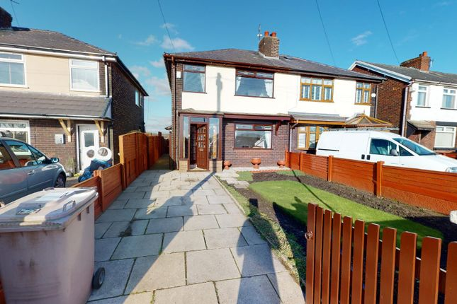 3 bed semi-detached house for sale in Higher Lane, Crank, St. Helens WA11