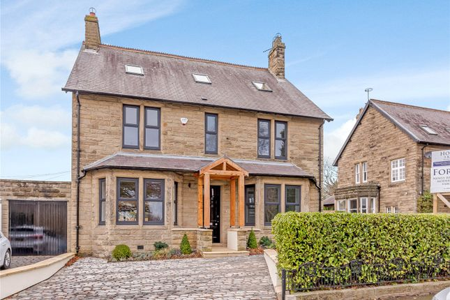 Thumbnail Detached house for sale in Kings Avenue, Morpeth, Northumberland