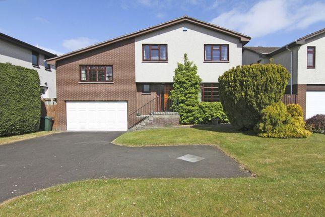 Thumbnail Detached house for sale in 74 Barnton Park View, Edinburgh