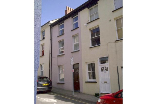 Thumbnail Shared accommodation to rent in 3 George Street, Aberystwyth, Ceredigion