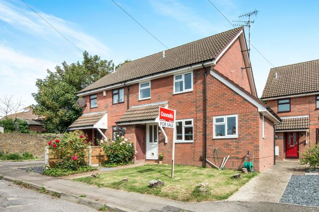 Thumbnail Semi-detached house for sale in Lydbrook Close, Sittingbourne