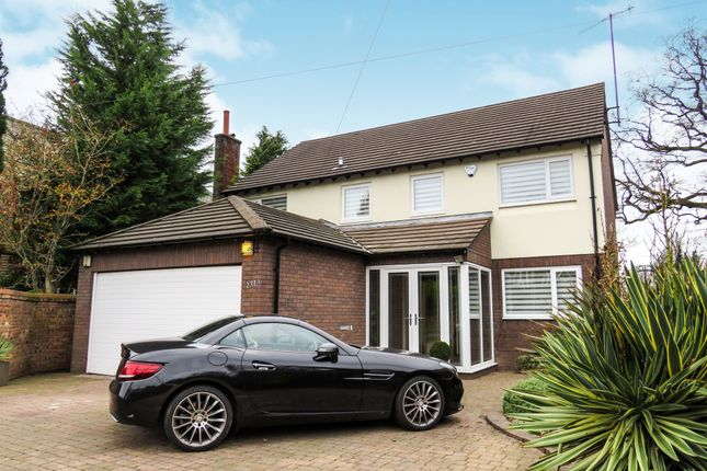 Thumbnail Detached house for sale in Booker Avenue, Allerton, Liverpool