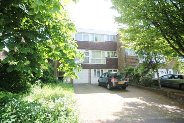 Thumbnail Semi-detached house to rent in Robins Court, Coombe Road, Croydon