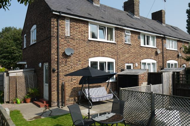 Thumbnail End terrace house to rent in Green Lane Estate, Sealand