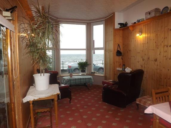 Dining Room of Marine Terrace, Criccieth, Gwynedd LL52