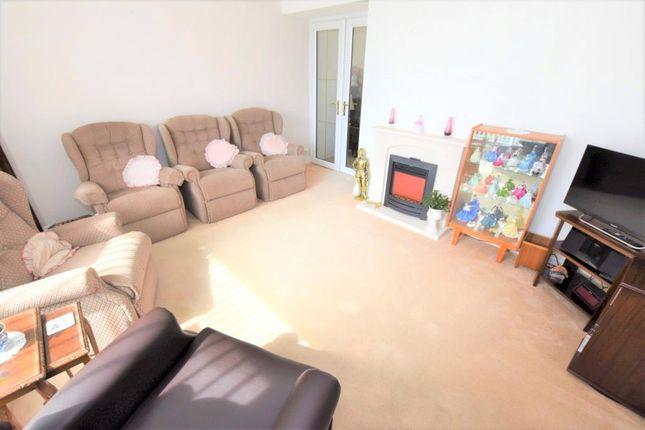 Sitting Room of Miners Way, Liskeard, Cornwall PL14