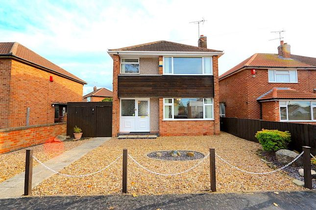 Thumbnail Detached house for sale in The Osiers, Braunstone, Leicester
