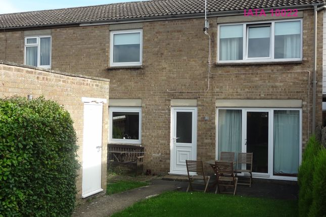 Thumbnail End terrace house to rent in Jura Close, Corby