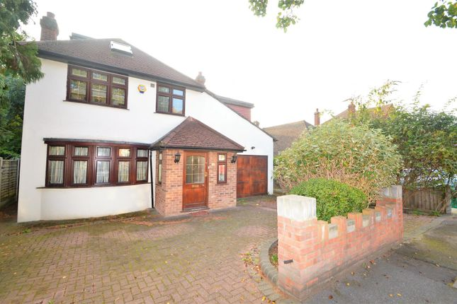 Thumbnail Detached house to rent in Leicester Road, London