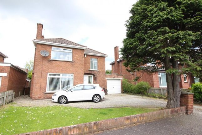 Thumbnail Detached house to rent in De Courcy Avenue, Carrickfergus