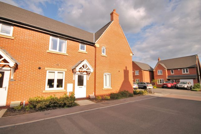 Harebell Court, Lutterworth LE17