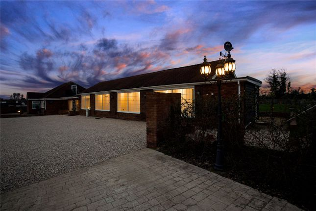 Thumbnail Equestrian property for sale in Sheering Lower Road, Sawbridgeworth, Hertfordshire