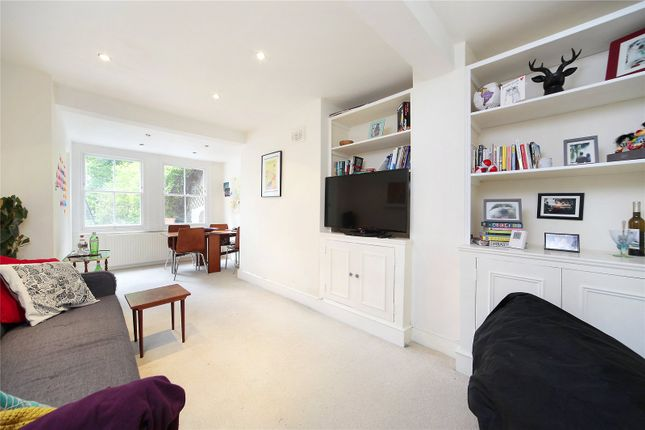 Thumbnail Flat to rent in Rectory Grove, Clapham, London