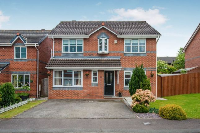 Thumbnail Detached house for sale in Hawthorn Avenue, Burscough, Ormskirk