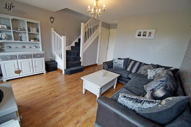 Thumbnail Semi Detached House For Sale In The Woodlands Langley Park Durham