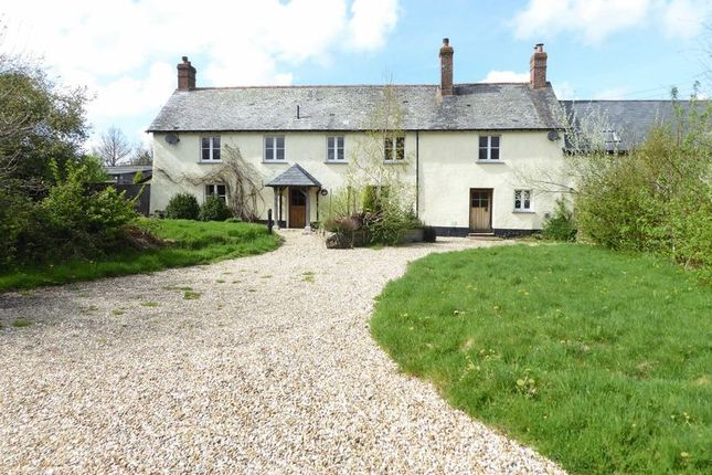 Thumbnail Property for sale in Exbourne, Okehampton