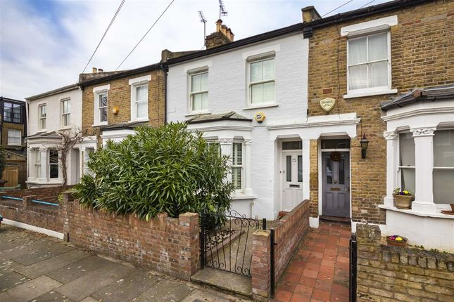 Thumbnail Terraced house to rent in Quick Road, London