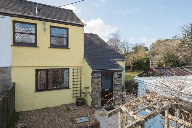 Thumbnail Cottage for sale in Little Beside, St Day, Redruth