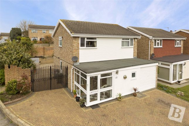 Thumbnail Detached house for sale in Windermere Close, Dartford, Kent