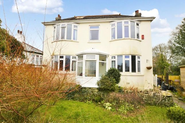 Thumbnail Detached house for sale in Long Park Road, Saltash, Cornwall