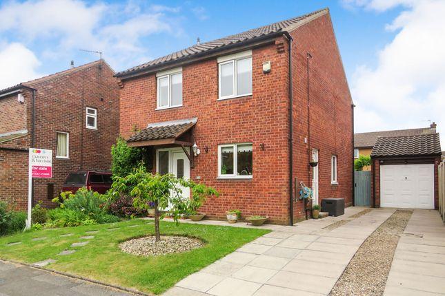 Thumbnail Detached house for sale in Skripka Drive, Billingham