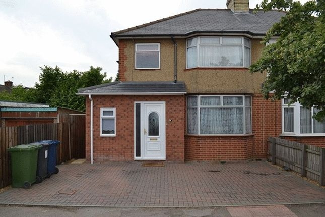 Thumbnail Property to rent in Perne Road, Cambridge