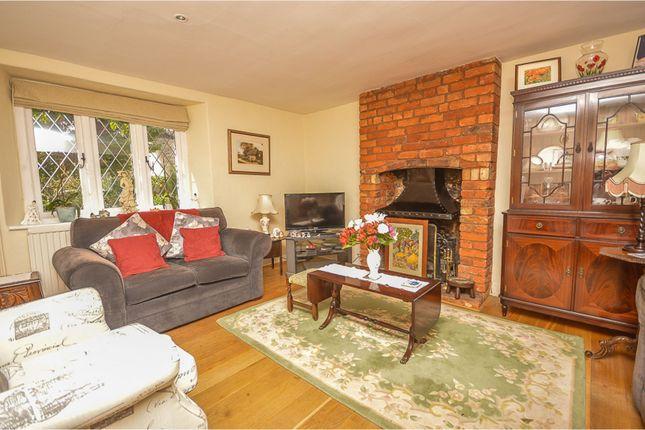 Thumbnail Cottage for sale in Church End, Biddenham