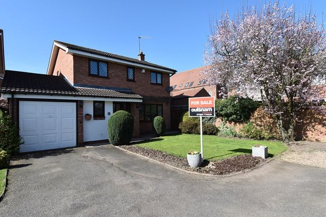 Thumbnail Detached house for sale in Broadheath Close, Droitwich