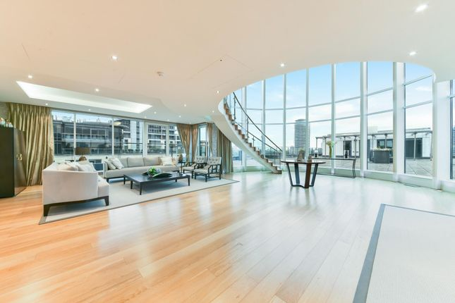 Thumbnail Flat for sale in Consort House, Imperial Wharf, Chelsea