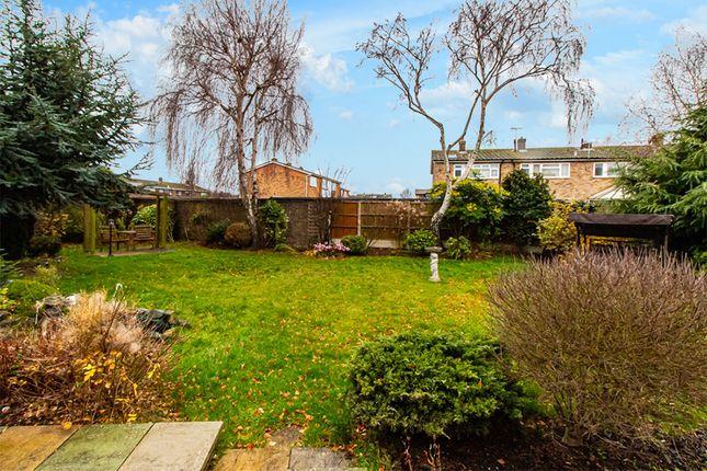 Garden of Raphael Drive, Shoeburyness SS3